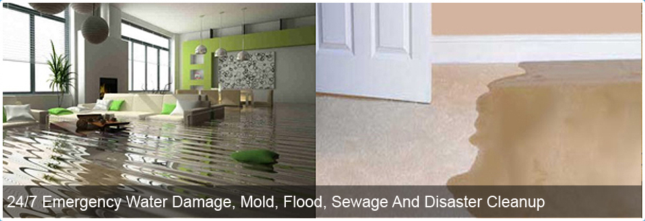 24/7 Emergency Water Damage